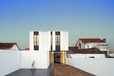 Cartaxo, Portugal Jarego House CVDB ARQUITECTOS