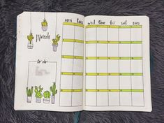 "Gefällt 526 Mal, 6 Kommentare - Kara (@oak.tree.journaling) auf Instagram: ""My health tracker from last month. There's just something about filled in pages at the end of the…"""