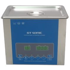 198.86$  Watch here - http://ali7y9.worldwells.pw/go.php?t=32731034617 - 1PC Digital Ultrasonic cleaner for Industry-specific cleaning with degas function with dual Frequency /Power GT-1730QTS