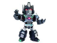 MN-02 Mecha Nations Black Convoy Figure - Transformers 2010 - 2014 Transformers Figures