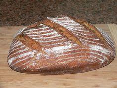Whole Spelt Sourdough Bread