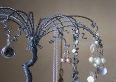 Cute and Crafty Jewelry Organizers