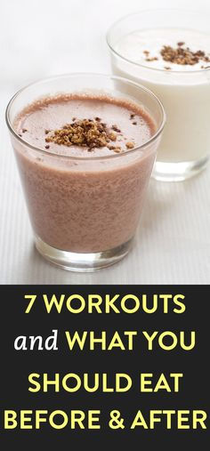 what you should eat before and after workouts #ambassador