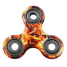 Fidget spinners Hand Spinner Speeltjes Tri-Spinner ABS EDCRelieves ADD, ADHD, Angst, Autisme voor Killing Time Focus Toy Stress en angst - EUR € 6.78