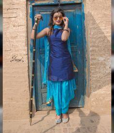 Pure Cotton Self Design Patiala Suit Dupatta Material Patiala Suit Designs, Salwar Designs, Kurti Designs Party Wear, Blouse Designs, Dress Designs, Punjabi Dress, Punjabi Suits, Salwar Suits, Patiala Salwar