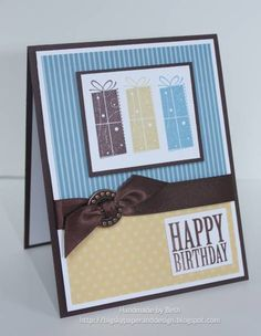 Birthday Whimsy... by bigsky - Cards and Paper Crafts at Splitcoaststampers