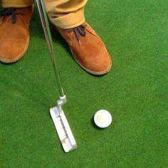 Niceputt, spielen, golf, putten, Spaß, Golfball, Golfschläger, Putter, Spiel