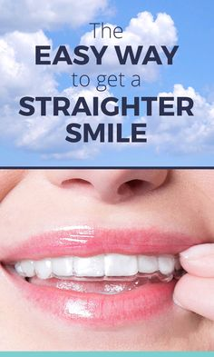 Get your dream smile for up to less than other invisible aligners with SmileDirectClub. See how it works and get started with your free smile assessment and risk-free evaluation today! Oral Health, Health And Wellness, Health Tips, Dental Care, Beauty Make Up, Teeth Whitening, Beauty Secrets, Face And Body, Body Care