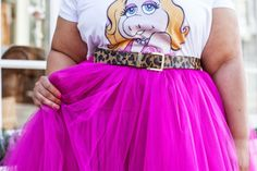 Kelis for The Coveteur, Plus size tutu, Celebrity Style