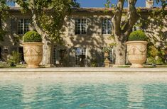 Anduze in Provence French Cottage, French Country House, French Country Decorating, Aix En Provence, Provence France, Cottage Wallpaper, French Villa, French Summer, French Exterior