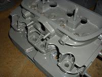 Wir vermöbeln Autos: Die Teile sind gepulvert