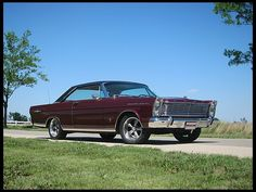 1965 Ford Galaxie 500XL  390/300 HP, 4-Speed at Mecum Auctions