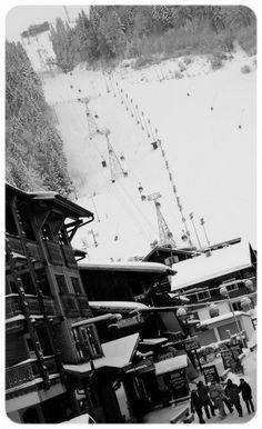 Morzine - PLeney slopes are only a few steps away from town