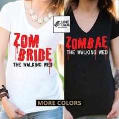 bachelorette party ideas, bachelorette party, zombie bachelorette shirt, zombie shirt, bachelorette shirts, bachelorette party,bachelorette camping, bridesmaid shirts, bridesmaid tank
