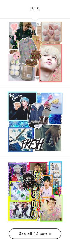 """""""BTS"""" by aby-ocampo ❤ liked on Polyvore featuring AG Adriano Goldschmied, Chicnova Fashion, Fujifilm, Yves Saint Laurent, Stoney Clover Lane, American Eagle Outfitters, Dr. Martens, Monki, Acne Studios and NOVICA"""