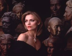 """""""The Russia House"""" by Fred Schepisi (1990) - Michelle Pfeiffer"""