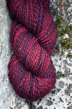 Cordial 141yds Handspun Polwarth by PinkKnittingFairy on Etsy, $30.00
