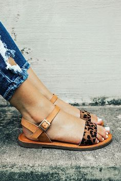 21c4214759a 16 Best Leopard sandals images in 2019