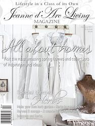 Preorder Jeanne d' Arc Living Magazine April