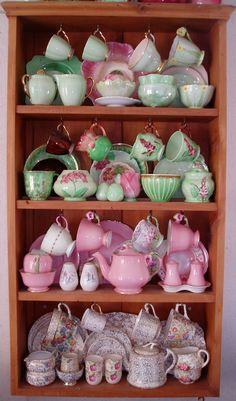 tea party heaven...