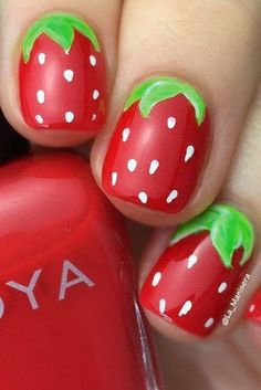 Bright Nail Art Ideas picture 2