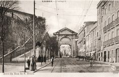 St Benedict Arch once near the #Portuguese parliament.