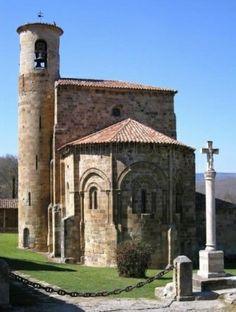 ·San Martín de Elines en Valderredible, prov.  Burgos   Spain