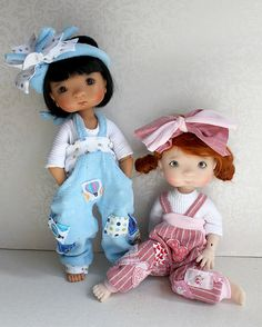 The extras for the first 20 Tellas ordered Cute Baby Dolls, Cute Babies, Pretty Dolls, Beautiful Dolls, Clay Baby, Kewpie, Hello Dolly, Doll Face, Handmade Clothes