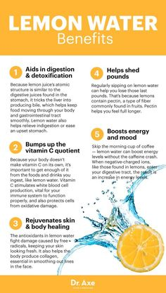 5 Reasons to Add Lemon Water to Your Pageant Diet…