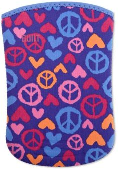 The BUILT Kindle Compatible Neoprene Sleeve in Summer of Love design (Hot pink interior) is the ideal sleeve for your Kindle HD 7. This sleeve is...