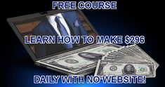Free Course Learn How To Earn $295 Per Day. Get Instant Cash Payments Into Your Paypal Account Daily, Starting Today! #MLM #networkmarketing #entrepreneur #WorkFromHome #business #success #WAHM #marketing #homebiz #SEO #onlinemarketing #marketing #affiliatemarketing