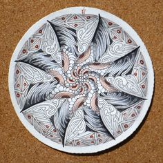 Maria Thomas. Mandala meets Zentangle in a harmonious union that will positively inspire you to put pen to paper. Each Zendala set has twenty-one tiles, eighteen beautifully pre-strung tiles with inspiring strings (2 sets of nine strings) and three blanks. ZD5