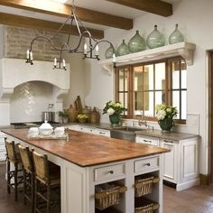 Kitchen Tuscan House Design, Pictures, Remodel, Decor and Ideas - page 11