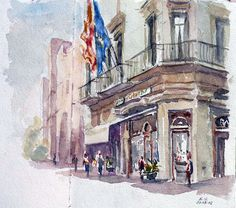 Pasteleria La Colmena (Barcelona). La colla dels dimecres: maig 2012