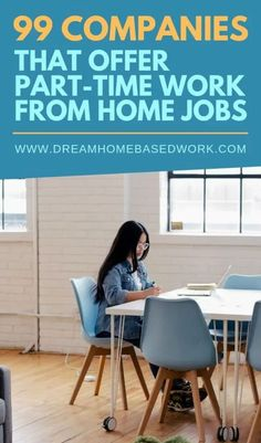 Want to know which companies offer part-time work from home jobs? Part-time stay at home jobs can be ideal for moms, college students, and young teens who need the flexibility to balance work and life. Dream Home Based Work is your go to source for legit leads! We have compiled a monster list of 99 companies that will allow you to work part-time hours from home. Pin and read to learn more! #workathome #nowhiring #parttime Home Based Work, Work From Home Moms, Marketing Program, Affiliate Marketing, Online Jobs From Home, Work From Home Companies, Online Work, Legitimate Work From Home, Data Entry