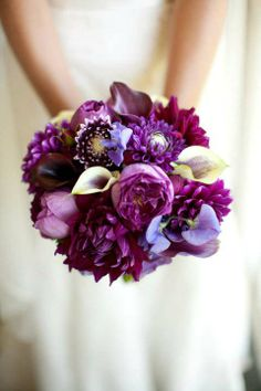 Dahlia, lathyrus (sweet pea), rose, zantedeschia (Calla lily) handtied bouquet. This looks a bit small,count