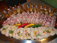 La marmotte gourmande buffet froid mariage - Idee de sandwich froid ...
