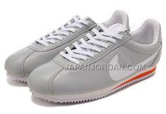 http://www.japanjordan.com/nike-classic-cortez-nylon-mens-light-gray-white.html NIKE CLASSIC CORTEZ NYLON MENS LIGHT グレー 白 本物の Only ¥7,598 , Free Shipping!
