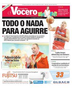 ISSUU - Edición 2 de Abril 2015 de El Vocero de Puerto Rico