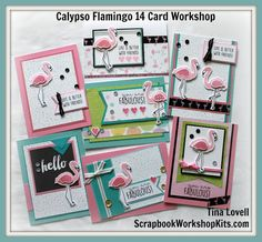 Scrapbooking Kits: CARD Workshop Cutting Guides
