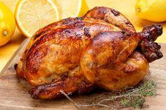 4 receitas de frango assado para almoços memoráveis em família Chefs, Carne, Turkey, Meat, Banners, Food, Delivery, Google, Oven Baked Whole Chicken