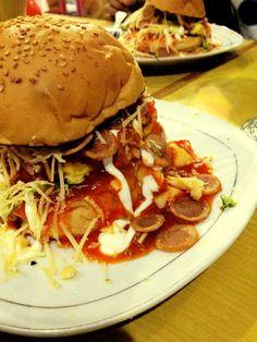 Burger blepot is sooo yummy!