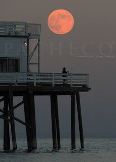 ˚Malibu Pier, California