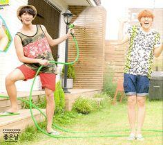 Sandeul & GongChan