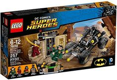 Lego Super Heroes Batman: deliverance from the Ra's al Ghul 76056 *** Want additional info? Click on the image.