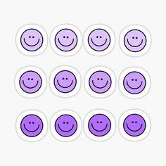 Preppy Stickers, Pop Stickers, Bubble Stickers, Face Stickers, Kawaii Stickers, Printable Stickers, Printable Scrapbook Paper, Alphabet Stickers, Bullet Journal Ideas Pages