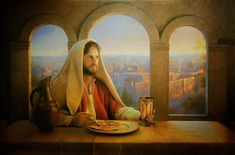 In Remembrance Of Me, Greg Olsen, Pictures Of Christ, Mormon Temples, Things About Boyfriends, God Jesus, Jesus Christ, How He Loves Us, Last Supper