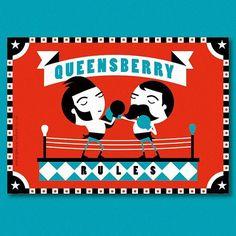 Queensberry Rules  spencerwilson.co.uk