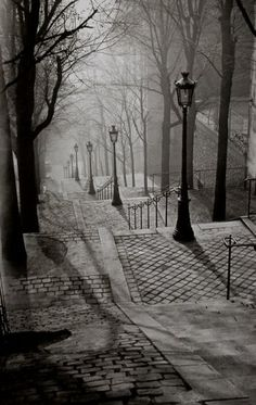 Brassai - Paris by Night