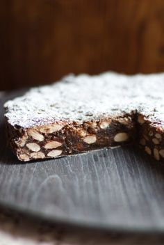 Panforte | 28 Italian Desserts You Need To Try Before You Die